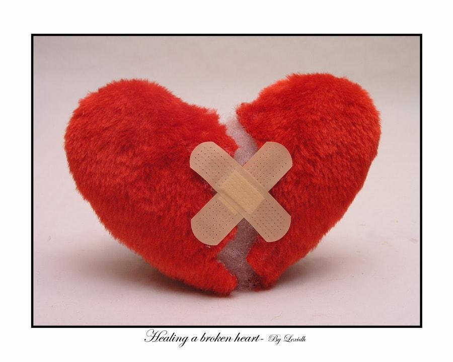 قلب جريح