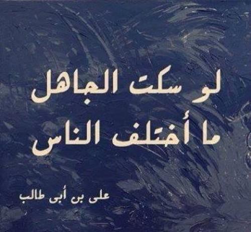 حكم وامثال عربية رائعة جدا مأخوذة من واقع الحياة