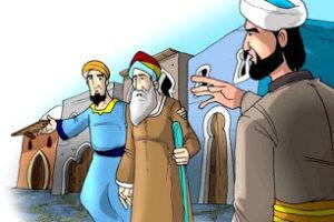 قصة وعبرة دينية رائعة وجميلة جداً قصة الإمام احمد بن حنبل والخباز