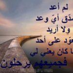 اشعار فراق اشعار فراق حزين خواطر عتاب وألم في الصميم روعه