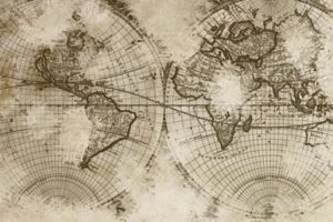خريطة العالم تعرف علي أول من وضع خريطة في العالم معلومات مشوقة ومثيرة