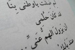 قصيدة عن الوطن اجمل الاشعار الرائعة عن حب الوطن والتضحية من أجله