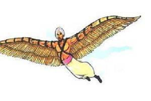عباس بن فرناس مقتطفات من حياته وانجازاته ومحاولته الطيران وكيفية وفاته
