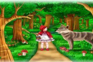 قصة ليلى والذئب من اجمل قصص التراث العالمية للأطفال