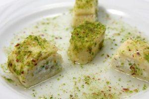 حلاوة الجبن بالموزاريلا تعرفي علي مقادير وخطوات عملها بالطريقة السورية