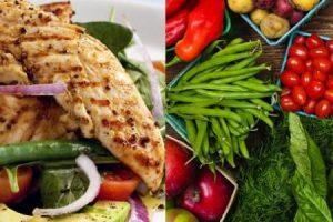 الغذاء الصحي مكوناته ومقدار السعرات الحرارية التي يحتاجها الانسان يومياً