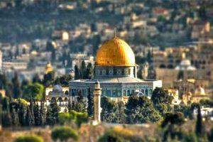 معلومات عن القدس والمسجد الأقصي ومسجد الصخرة