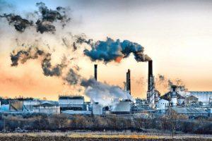 تلوث الغلاف الجوي واسبابه ونتائجه المختلفة