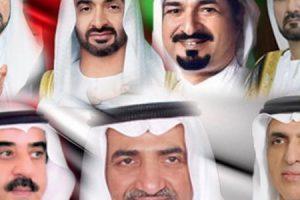 حكام الامارات العربية المتحدة السبعة مابين الماضي والحاضر