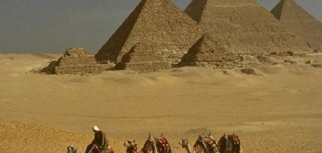 معلومات عن دولة مصر