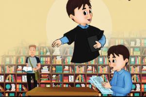 قصص جميله للاطفال قصة المحامي الصغير مسلية قبل النوم