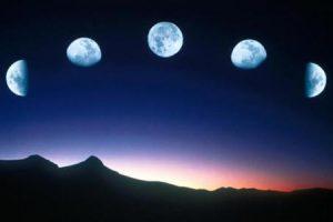 معلومات عن القمر وكيفية التكوين