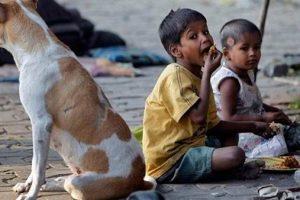 ظاهرة اطفال الشوارع  وتاثيراتها السلبية على الطفل والمجتمع