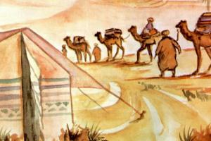 قصص وحكايات جميلة من حكايات العرب بعنوان حبل الاعتراف