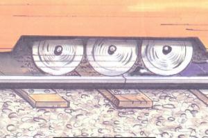 قصص عبر وحكم قصة عامل السكة الحديدية وتضحيته الرائعة