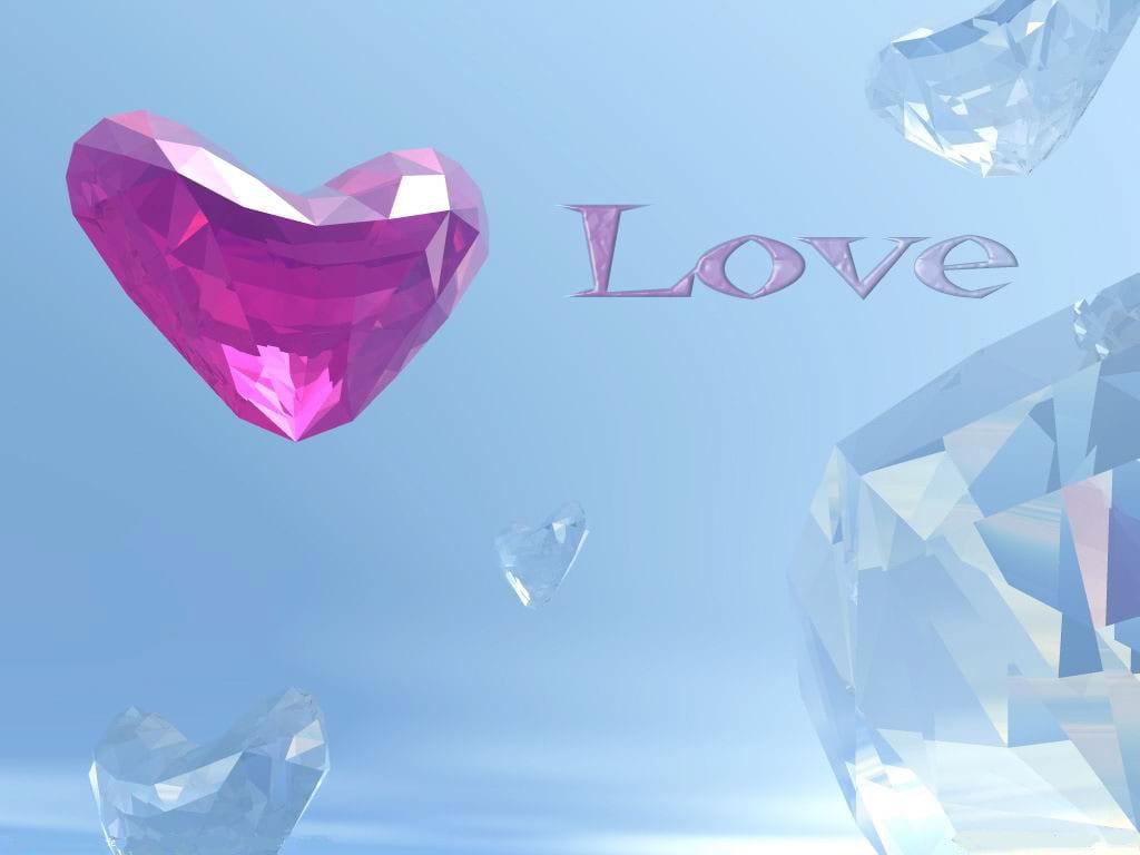 صورة كلمة love