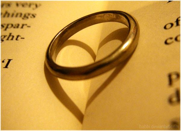 صورة دبلة زواج
