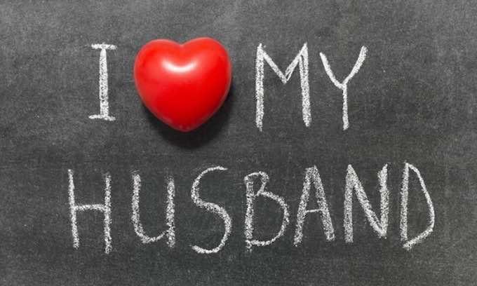 انا احب زوجي
