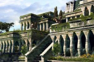 حدائق بابل المعلقة من عجائب الدنيا السبع اسطورة ام حقيقة وموقعها ووصفها