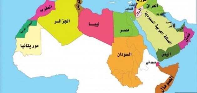 الازدواجية وتد غثيان الدول العربية من حيث المساحة وعدد السكان Findlocal Drivewayrepair Com