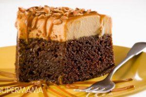 قدرة قادر طريقة جديدة سهلة وسريعة جداً لتحضير الكيكة اللذيذة