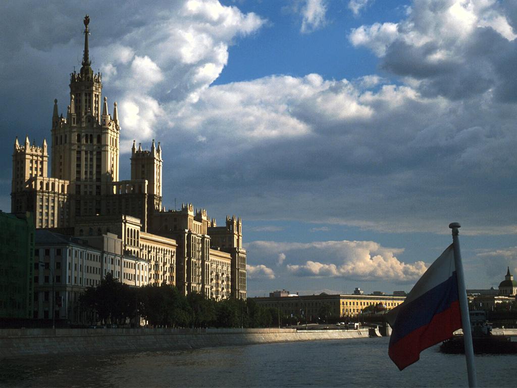 موسكو-روسيا
