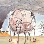 اثر الحروب في تدمير البيئة وكل شئ حولنا