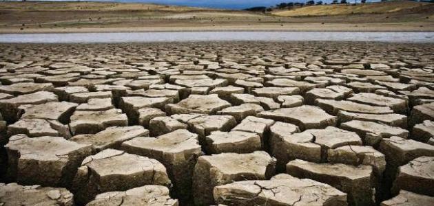 الجفاف بالمغرب