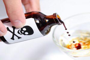 بحث عن وسائل العلاج من اخطار السموم القاتلة