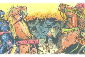قصص عن الانبياء قصة غزوة بدر الكبري من السيرة النبوية