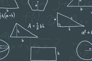 مساحة المعين شرح قانونها وطريقة حسابها مع الامثلة