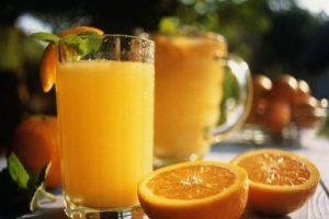 عصير البرتقال فائدته للصحه العامه والجسم