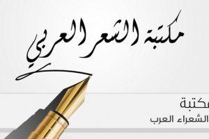 اشعار عربيه فصحى متنوعة وجميلة لكبار الشعراء
