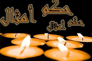 امثال وحكم شعبية من مختلف الدول العربية