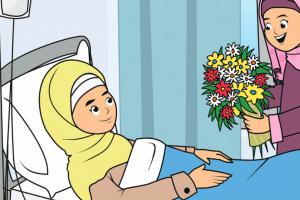قصص من عالمي قصة بستان في الجنة بقلم : نور غراوي