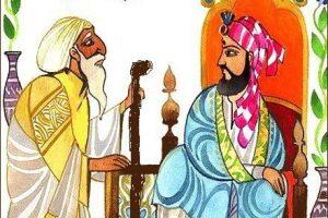 قصص شعبية قديمة قصة الملك والحكيم قصة مثيرة ومسلية