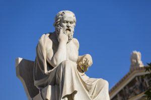 نشأة الفلسفة عند الاغريق والعوامل التي أثرت بها