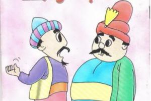 قصة جحا والملك قصة طريفة ومضحكة من قصص جحا الرائعة