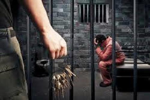 الملك لويس والسجين