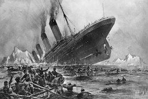 حكايات عالمية مكتوبة قصة غرق سفينة التايتنك الحقيقية