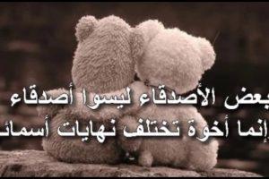 امثال وحكم عن الصداقة عربية واجنبية