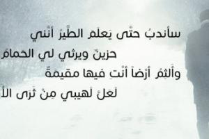 شعر حزين عن هموم الدنيا اشعار مؤلمة عن الحزن والضيق والهم