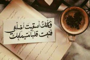 خواطر شعر قصيرة متنوعة اجمل 5 قصائد اشعار عربية