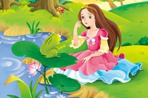 قصص عالمية كرتون للأطفال قصة الأميرة والضفدع