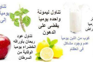 معلومات صحيه هامه ومفيده حول الطعام والتغذية السليمة