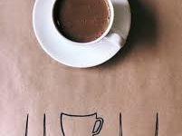 عبارات عن القهوة