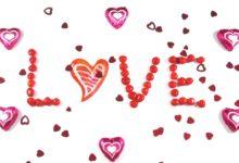 كلمات حب رومانسية