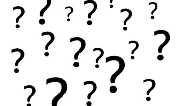 اسئلة عامة مفيدة جدا