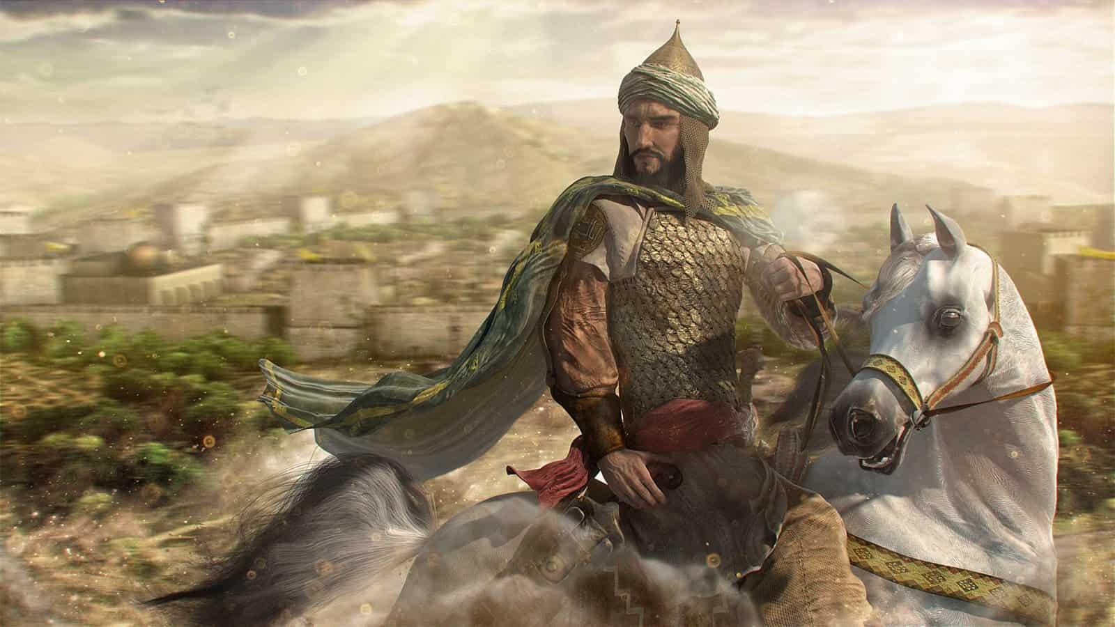 معلومات عن صلاح الدين الايوبي قاهر الصليبيين