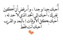 كلمات حب راقيه